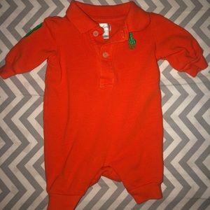 Ralph Lauren Baby boy bundle.